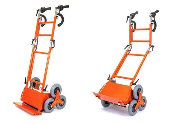 Carrello Saliscale: lo strumento indispensabile per trasportare merci