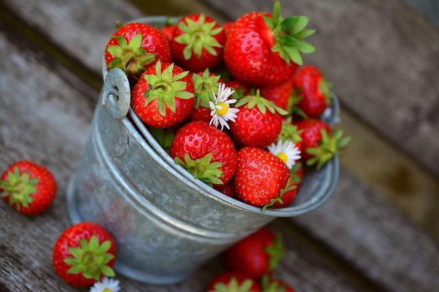 Frutta con la F: quali sono e che proprietà hanno?