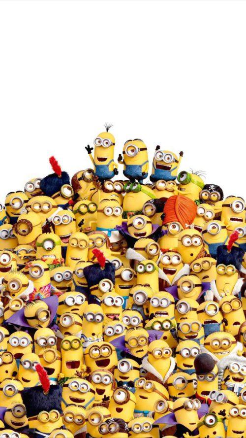 Minions: cosa sono, film, personaggi, foto e storia